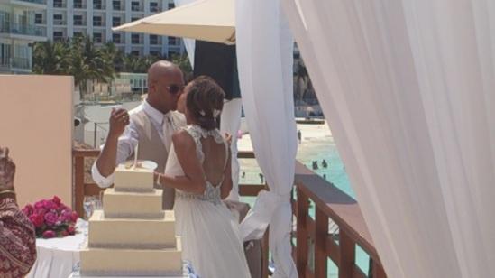 2014-06-22 Murphy Wedding Coral Beach