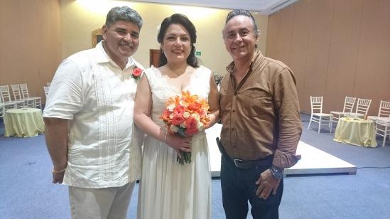 2017-06-08 Sr. y Sra. García en Iberostar Playa Car