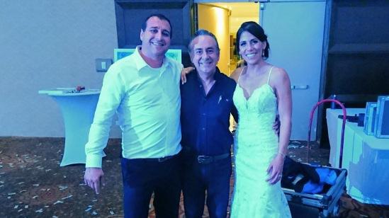 2017-06-17 Sr y Sra Herrera & Garbasky (Cuba y Argentina) en Moom Palace