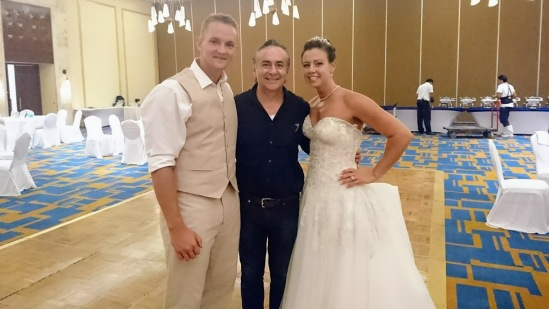 2017-07-01 Mike & Crystal at Iberostar Cancún