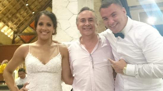 2017-08-25 Mr & Mrs Silveria & Jose Carlos Gómez