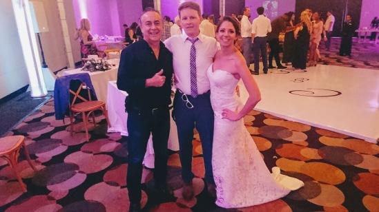 2017-11-11 Mr & Mrs Erick & Casandra Starr at Aqua