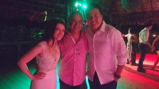 2018-03-03 Sr y Sra Sara y Pablo at Blue Venado