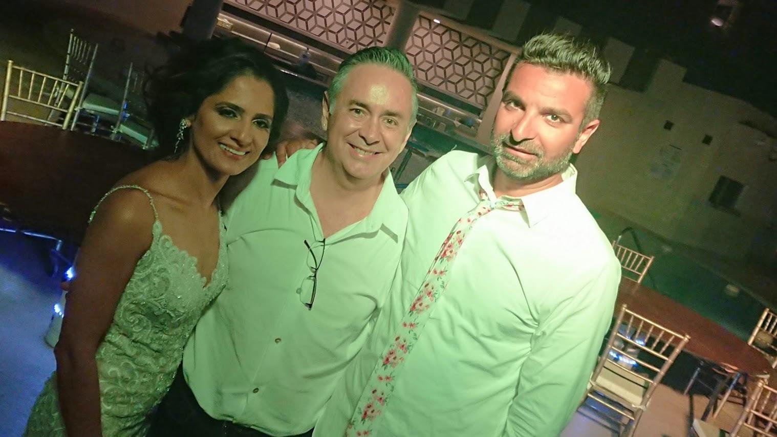 2018-06-09 Mr & Mrs Rupinder & Manpreet (India) at Aqua