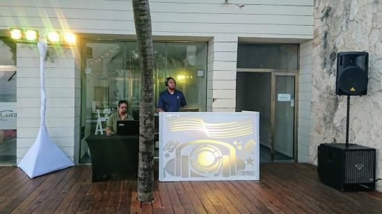 2019-03-11 DJ Dedrick (Rental equipment)
