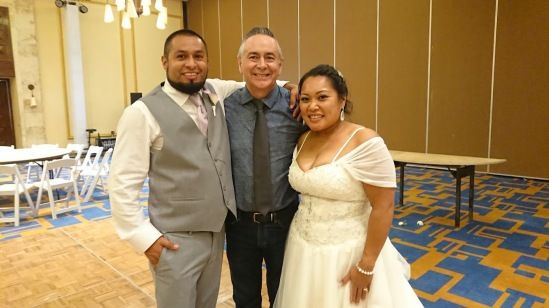 2019-09-07 Eddie & Melisa at Iberostar Cancún